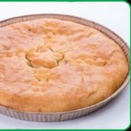 Пирог с мясным фаршем Фото