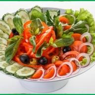Овощная тарелка Фото