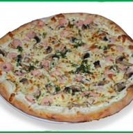 Пицца из общежития имени монаха Фото