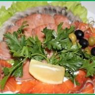 Рыбная тарелка Фото