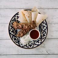 Люля-кебаб из говядины и баранины Фото