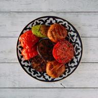 Овощи печеные на мангале Фото