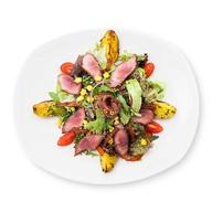 Мясной салат Фото
