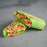 Вегетарианская шаурма Фото