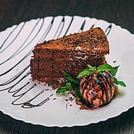 Торт Трюфель шоколадный Фото