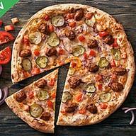 Нью-Йоркская пицца Фото