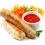 Колбаски мясные Фото