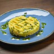 Картофельное пюре с розмарином Фото