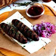 Люля-кебаб из баранины и говядины Фото