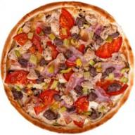 Пицца Шпиначи Фото