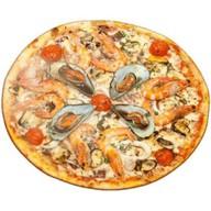 Пицца Фрутти ди маре Фото