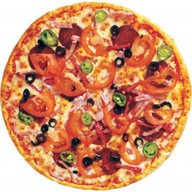 Пицца Помодоро Фото
