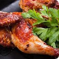 Цыплёнок на гриле 50/50 Фото