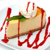 Торт «Чизкейк домашний» Фото