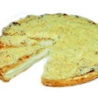 Творожный пирог с лимоном Фото