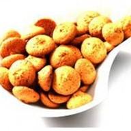Печенье овсяное с изюмом Фото