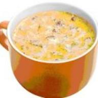 """Суп """"Сливочно - грибной"""" Фото"""
