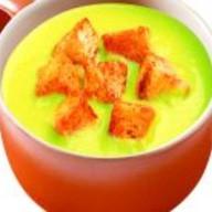 Суп картофельный со сливками Фото