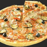 "Пицца ""Меланзана пиканте"" Фото"