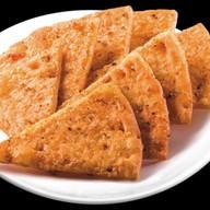 Фокачча с чесноком и сыром «Пармезан» Фото