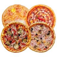 Набор из четырех пицц Meaty Фото