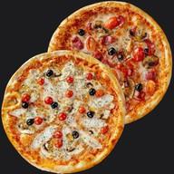 Набор из двух пицц №3 Фото