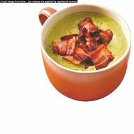 Суп Из шпината и чечевицы Фото