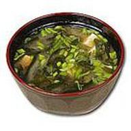 Мисо-суп с грибами шийтаки Фото