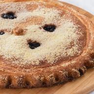 Пирог с шоколадом Фото