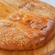Татарский пирог с говядиной и картофелем Фото