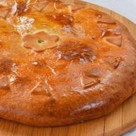 Губадия мясная (свадебный пирог) Фото