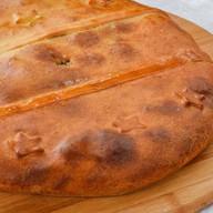 Татарский пирог с сыром,грецким орехом Фото