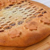Татарский пирог фруктово-ягодный Фото