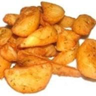Картофельные дольки фри Фото