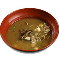 Мисо суп со свининой Фото
