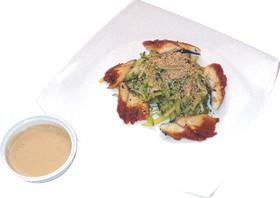 Унаги салат - Фото