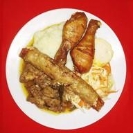 Блюдо №2 Фото
