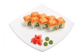 Спайси ролл лосось - Фото