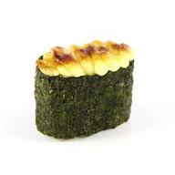 Запеченные суши мидии Фото
