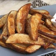 Картофель запечённый в духовке Фото