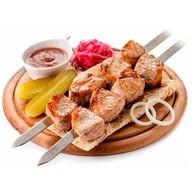 Шашлык из свинины (мякоть) Фото