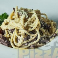 Спагетти с телятиной Фото