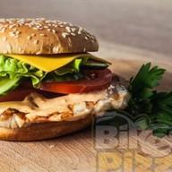Бургер Спайси Фото