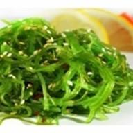 Салат с водорослями чукка Фото