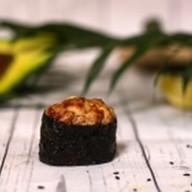 Запеченные суши с угрем Фото