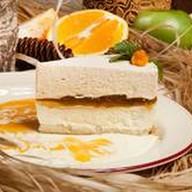 Торт из морошки Фото