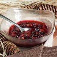 Варенье из брусники с кедровыми орешками Фото
