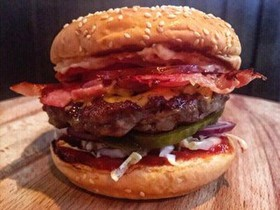 Every day burger - Фото