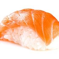 Суси с лососем Фото