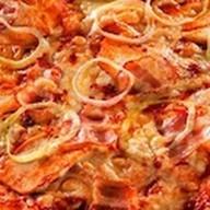 Барбекю пицца (американская) Фото